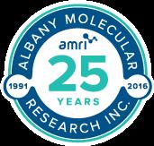 AMRI 25 Years Badge